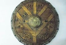 Norse Weapons/shields