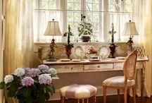 Home Office / by Lynda @ Gates of Crystal