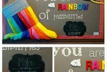 Rainbow class