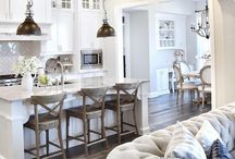 Home Decor / Lovely, warm home environments