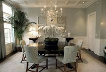 Dining room / by Jerica D'Amico