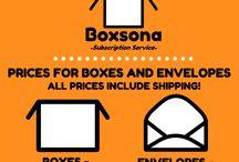 Boxsona Information