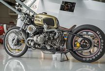 Custom BMW bikes