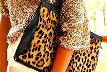 its a animal print kind of thing :)