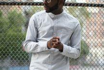 Fashion man: Long Line