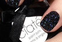 hair nails make-up / by Janeia Biggens