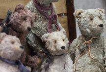 Doll - teddy bear photos
