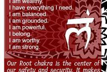 Chakra root