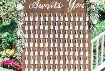 Wedding Ideas Travel theme