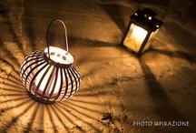 La noche de los candiles en Almócita