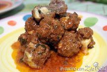 Secondi piatti / qui troverete tutte le ricette di carne e pesce.