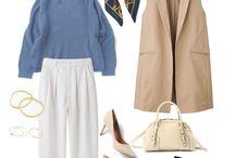 【fashion】ジレ