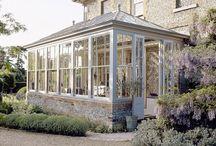 Conservatory, orangery garden room love ❤️