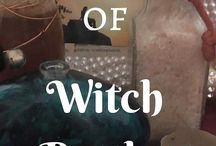 Witch things