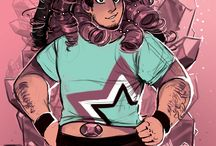 Steven Universe adulto