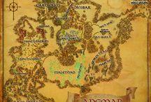 Географические карты / разных миров