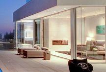 A-villa facades