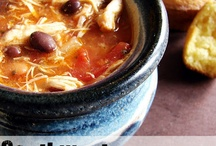 Clean eating - Soup / by Leah Pesso