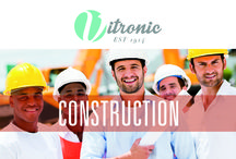 Construction / Great promotional products for the Construction Industry