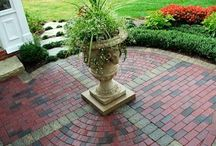 Hardscape / A collection of paving inspiration.  Taken from jobs we have completed.