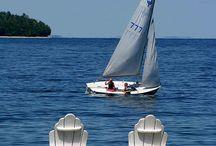 I'll sail away