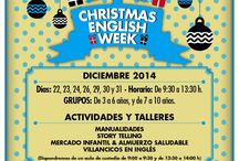 Navidad 2014 / Christmas English Week