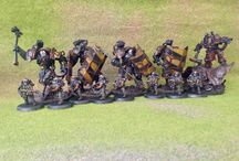 Battle automata with company