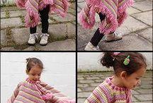ponchos nenes