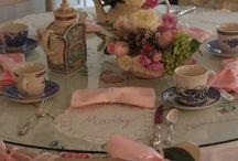 Tea Shop / Inspiration for a tea shop novel I want to write.