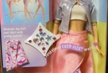 barbies i used to have