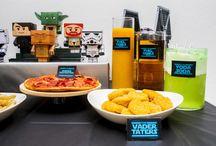 Star Wars party ideas / by Lorraine Hudson