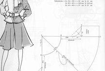 юбка- брюки