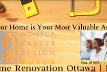 Home Renovations Ottawa / We are an award winning Ottawa home design firm with focus on quality and personalization. Our Creative and Dynamic Staff Offers Top Class Material, Outstanding Craftsmanship for Home Renovation at Affordable Prices.Call us now now and discuss your Home Renovation Project.  / by Moneca Kaiser