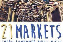 Londres. mercados