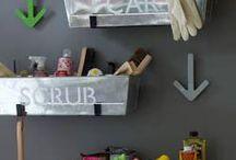 Home Organization / by Trace Zerka