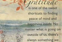 Gratitude / Sharing Pics of Appreciation. Feel Free to Re-Pin Your Favorites! :) / by I AM Living Positive