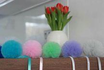 Pompony tiulowe