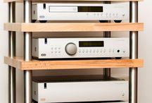 Furniture audio