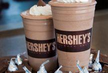 Chocolate centerpiece ideas