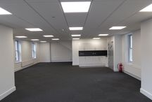 KA Investments / Rap Interiors were given a client brief to design and refurbish multiple commercial units to provide multi-use office space in Maidstone, Kent