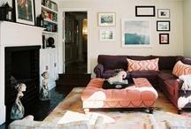 Bold Orange Interiors