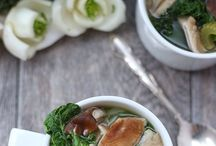 Soups / What can be nicer than a nice bowl of hearty, warming soup?