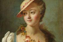 Powerfull Royal Mistresses / Amantes Reales / by Mauricio Rebolledo