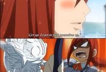 Natsu, Lucy & freaks