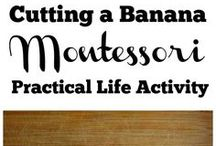 Aktivity praktického života / Practical life activities