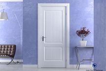 Porte / Progetto di interni per catalogo porte