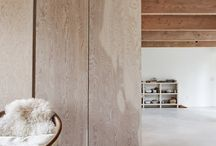 Interior Wooden Panels