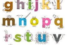 Alphabet Ponts