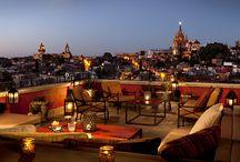 Exotic Places & Spaces San Miguel de Allende, Mexico