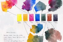 palettes and color